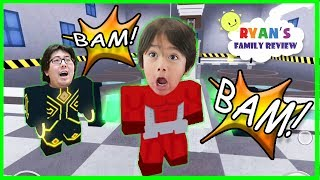 ROBLOX Heroes of Robloxia! Let