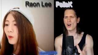 *Raon Lee* and *PelleK* *NO GAME NO LIFE* Collab
