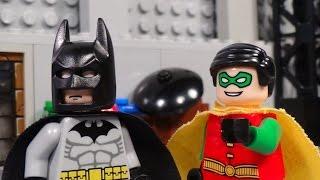 Lego Batman- Robin vs The Penguin