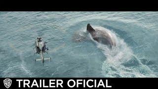Meg - Tubarão Gigante - Trailer #1 Legendado