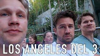 Los Angeles DEL 3 | Universal Studios (VLOGG #17)