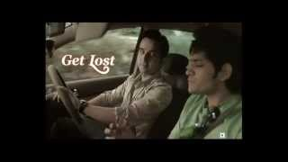 Cadbury Eclairs India Get Lost funny ad commercial 2012 - Friends driving