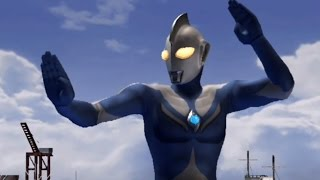 [Raidriar PS2] Ultraman FE3 -- Cosmos Battle Mode
