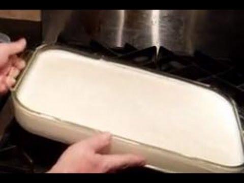 Easy Homemade Oven Yogurt