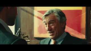 Great scene from the movie Limitless - Robert de niro