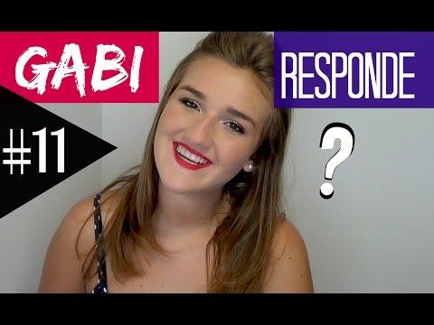 Gabi responde 11 Banho academia consumismo RJ ou SP