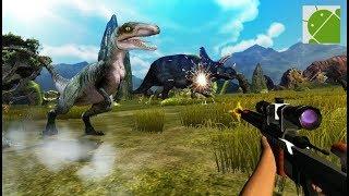 Dinosaur Safari Hunt - Android Gameplay HD