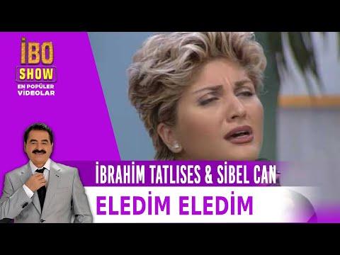İbrahim Tatlıses & Sibel Can Eledim Eledim 1995