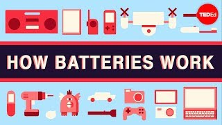 How batteries work - Adam Jacobson