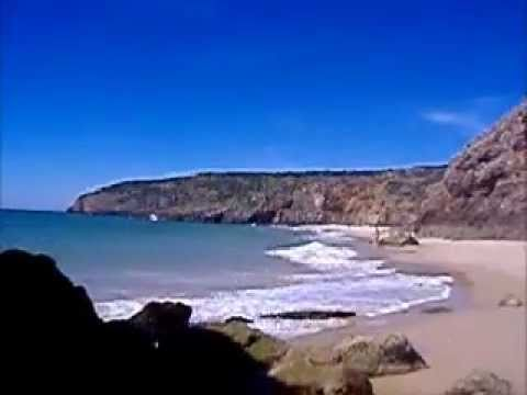 Playa nudista - FKK Strand - Naturist Beach - Plage naturiste - Furnas, Algarve