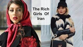 Girls in Tehran-تیپ جدید دختران تهرانی- مانتوهای جدید