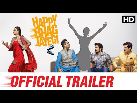 Happy Bhag Jayegi Official Trailer with Subtitle | Diana Penty, Abhay Deol, Jimmy Sheirgill