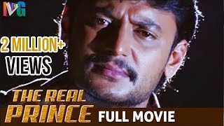 Download The Real Prince Full Hindi Dubbed Movie | Darshan | Jennifer Kotwal | Nikita Thukral | Dubbed Movies 3Gp Mp4