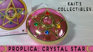 Kait's Collectibles Ep 63 - Proplica Crystal Star (Sailor Moon)
