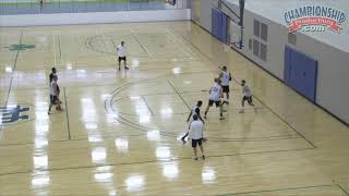 Footwork & Spacing Offensive Warm-Up for Basketball!