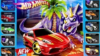Hot Wheels : Sports Car - NEW Track, NEW Racer | Hot Wheels - The Best Car, Track - Video For KIDS