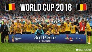 Le film du parcours des Diables Rouges (Belgique) - Coupe du monde 2018 en Russie - by AZOIR