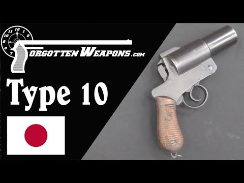 Xxx Mp4 Japanese Army 35mm Type 10 Flare Pistol 3gp Sex