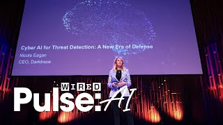 Nicole Eagan: Cyber AI for threat detection – a new era of defence (Partner Session)