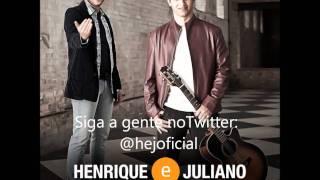 Quero parar mas não consigo - Henrique e Juliano - OFICIAL