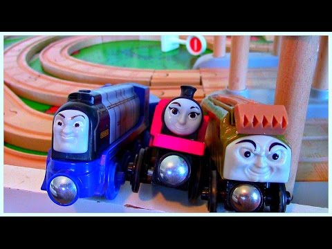 Xxx Mp4 Thomas And Friends Wooden Railway Racing Vinnie Ashima The Great Race Playing With Trains 3gp Sex
