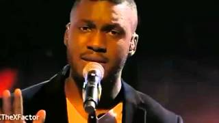 Saudi talent sings stay with me -covered by The Winner of X Factor of Middle East ( Hamza Hawsawi)