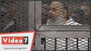 """بالفيديو..أبو إسماعيل للقاضى: """"لا يا حبيبى احبسونى دخلونى السجن ولا يهمنى"""""""