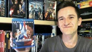 Kapitan Ameryka: Wojna Bohaterów (Captain America: Civil War) - recenzja Blu-Ray