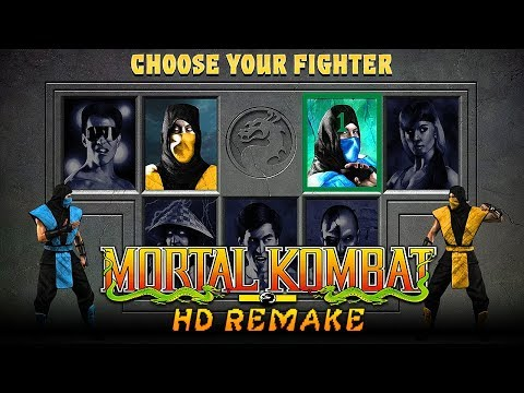 Xxx Mp4 MORTAL KOMBAT 1 RECREATED Mortal Kombat HD REMAKE Gameplay Mortal Kombat 11 Kountdown 3gp Sex