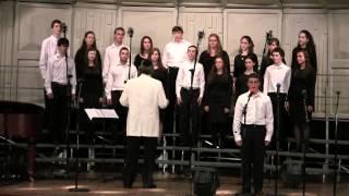 Adonai Malach - S. Cohen - HaZamir Chamber Choir - NAJCF 2011
