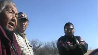 No Tar Sands / No Keystone XL Pipeline / No Tresspassing on Lakota Nation treaty lands