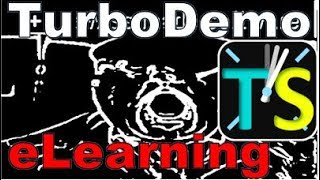 TurboDemo Impulse eLearning - Capture everything moves on your screen and make quick Tutorial