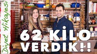Nasıl 62 kilo zayıfladık? | Diyetisyen Andaç Yeşilyurt | Diyetisyen Mutfağı