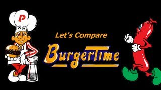 Let's Compare ( Burgertime ) REMAKE