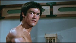 Bruce Lee Fights Entire Dojo In Fist Of Fury - The Bruce Lee Collection