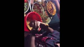 Jhal muri in Bangladesh new market