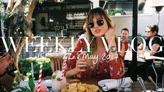 Weekly Vlog   One Incredible Week In LA