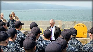JIM MATTIS JUST ISSUED A CHILLING COMMAND TO EVERYONE IN THE NAVY… IT BEGINS