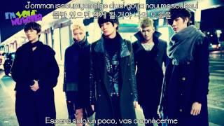 NU'EST - Introduce Me To Your Noona [Sub. Español + Hangul + Romanización]