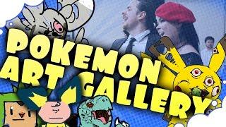 Pokemon Art Academy Gallery! - GrumpOut