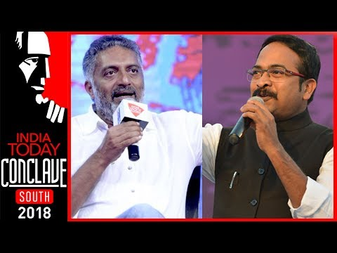 Xxx Mp4 Prakash Raj Lashes Out At BJP Leader During India Today South Conclave 2018 3gp Sex