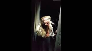 Vlog Universal Studios Halloween Horror Nights 2016 Walking Dead Zombie House