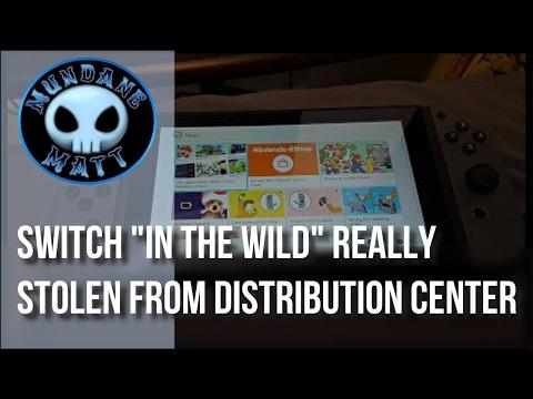 [Gaming] Nintendo Switch