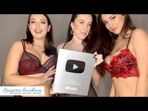 Xxx Mp4 A Special Recognition From YouTube For Lingerie Lowdown 3gp Sex