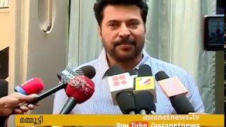 Mammootty is acting as College professor; Santhosh Pandit responds
