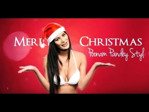 Xxx Mp4 Poonam Pandey Hot Performance Is In News Again For Her EROTIC Christmas Video 3gp Sex
