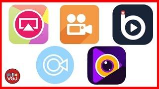 Airshou, Vidyo, BB Recorder and More! - iOS Screen Recording Round Up