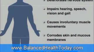 How Does Heavy Metal Toxicity Affect You? Symptoms of  Heavy Metal Toxicity Part 1