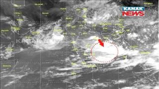 Heavy Rainfall Expected In Next-24 Hrs In Odisha: IMD Bhubaneswar