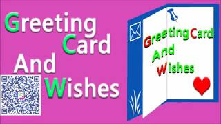 Large Collection Greetings Card Android App